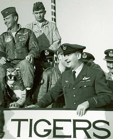Tiger Tont Muls during the NTM1965