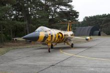 FX-52 Tiger Starfigter back home after 31 years