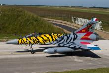 EC1-12 Cambresis Tiger Mirage 2000C during NTM2008 (NTA Photo by David Goovaerts)